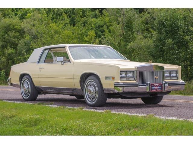 1985 Cadillac Eldorado (CC-1505225) for sale in St. Louis, Missouri