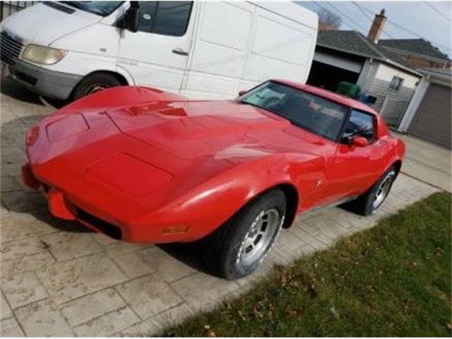 1977 Chevrolet Corvette (CC-1505242) for sale in Cadillac, Michigan