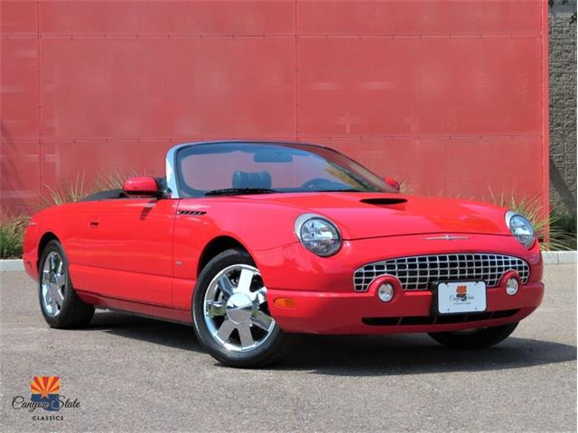 2004 Ford Thunderbird (CC-1505293) for sale in Tempe, Arizona