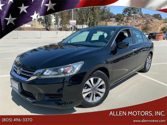 2014 Honda Accord (CC-1505299) for sale in Thousand Oaks, California