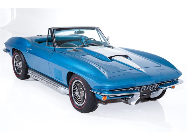 1967 Chevrolet Corvette (CC-1505307) for sale in Des Moines, Iowa