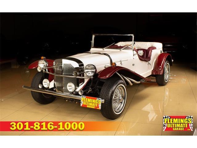 1929 Mercedes-Benz SSK (CC-1505317) for sale in Rockville, Maryland