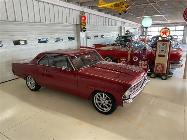1966 Chevrolet Nova (CC-1505323) for sale in Columbus, Ohio