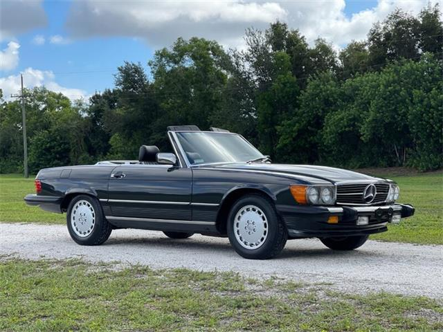 1987 Mercedes-Benz 560SL (CC-1505346) for sale in Boca Raton, Florida