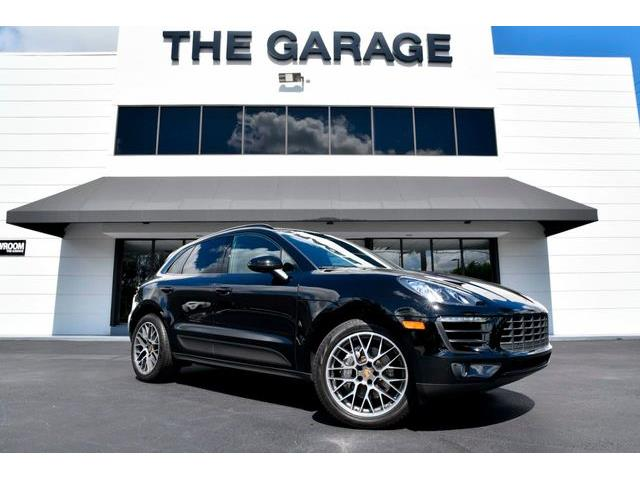 2018 Porsche Macan (CC-1505366) for sale in Miami, Florida