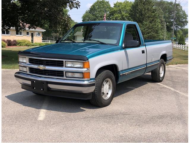 1996 Chevrolet Silverado (CC-1505378) for sale in Maple Lake, Minnesota