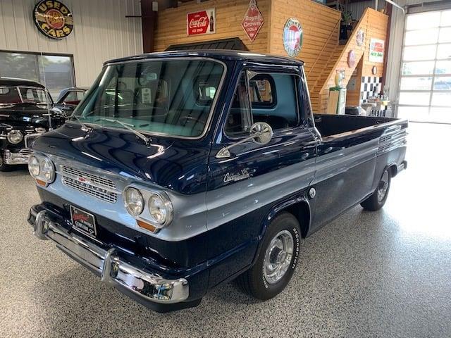 1962 Chevrolet Corvair (CC-1505406) for sale in Hamilton, Ohio