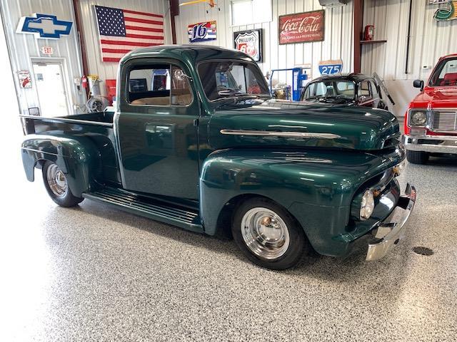 1952 Ford F1 (CC-1505407) for sale in Hamilton, Ohio