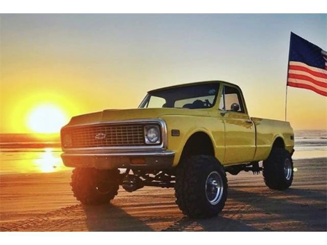 1972 Chevrolet 1/2 Ton Shortbox (CC-1505417) for sale in Temecula , California