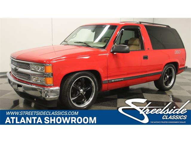1997 Chevrolet Tahoe (CC-1505447) for sale in Lithia Springs, Georgia