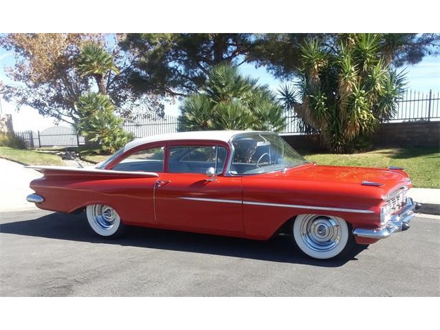 1959 Chevrolet Biscayne (CC-1505481) for sale in Reno, Nevada