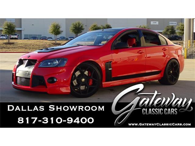 2008 Pontiac G8 (CC-1505499) for sale in O'Fallon, Illinois