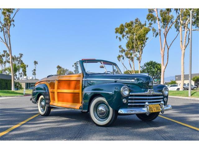 1947 Ford Sportsman (CC-1505500) for sale in Costa Mesa, California