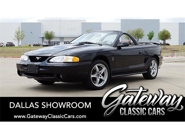 1998 Ford Mustang (CC-1505506) for sale in O'Fallon, Illinois