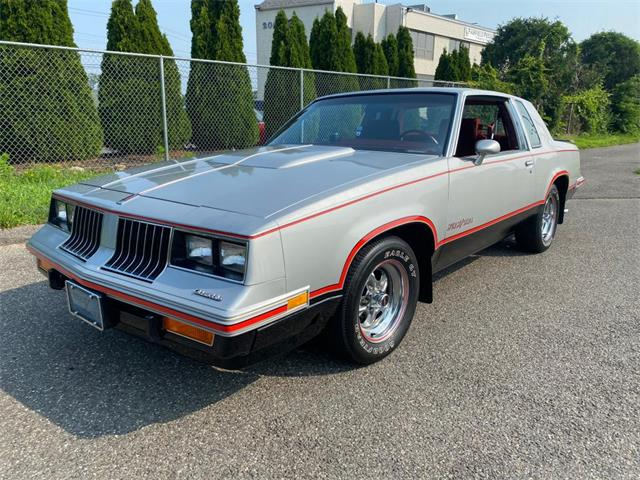 1984 Oldsmobile Cutlass (CC-1505512) for sale in Milford City, Connecticut