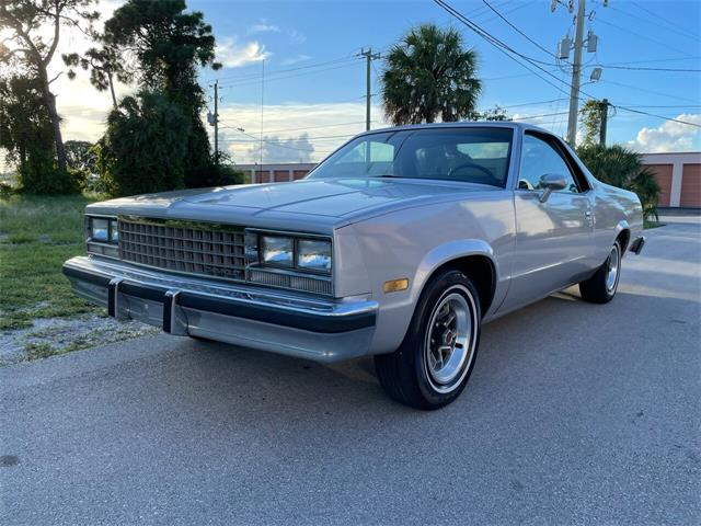 1985 Chevrolet El Camino (CC-1505517) for sale in Pompano Beach, Florida