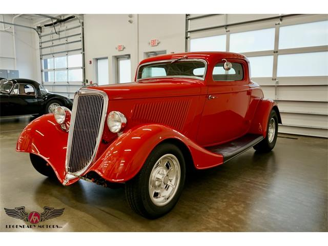 1934 Ford Deluxe (CC-1505523) for sale in Rowley, Massachusetts