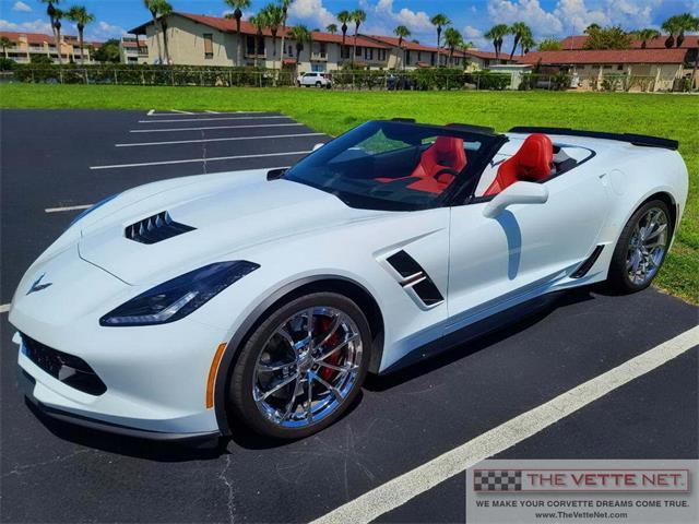 2019 Chevrolet Corvette (CC-1505524) for sale in Sarasota, Florida