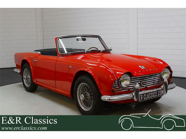 1964 Triumph TR4 (CC-1505599) for sale in Waalwijk, [nl] Pays-Bas
