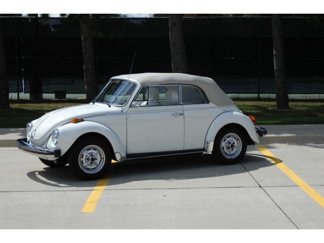 1979 Volkswagen Beetle (CC-1505658) for sale in Grand Blanc, Michigan
