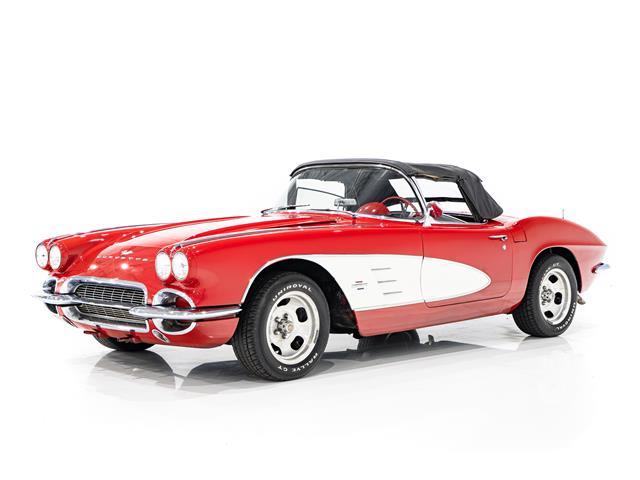 1961 Chevrolet Corvette (CC-1505669) for sale in st-leonard, Quebec