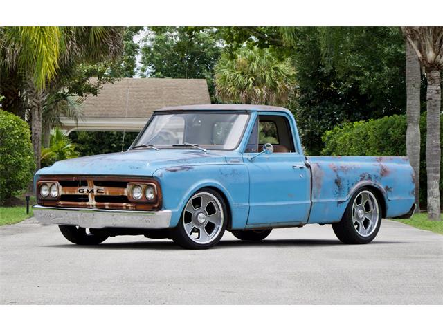 1967 GMC 1500 (CC-1505672) for sale in Eustis, Florida