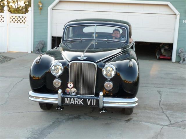 1951 Jaguar Mark VII (CC-1505674) for sale in anderson , California
