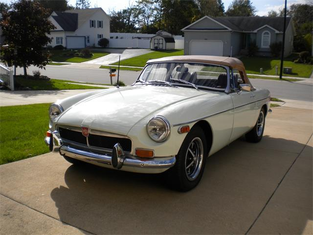 1974 MG MGB (CC-1505678) for sale in Buffalo Grove, Illinois