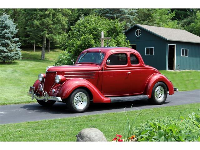 1936 Ford 5-Window Coupe (CC-1505687) for sale in Lapeer, Michigan