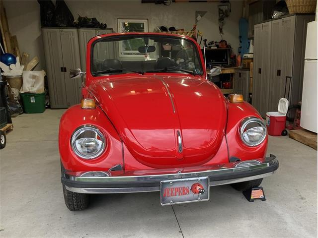 1979 Volkswagen Beetle (CC-1505696) for sale in St Mary's, Pennsylvania