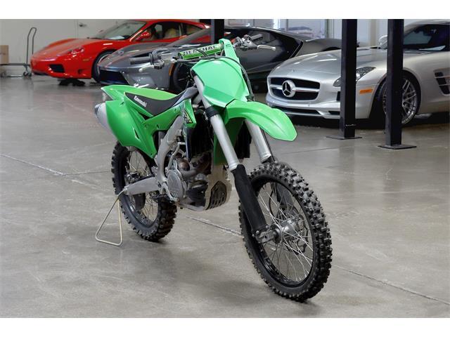 2017 Kawasaki Motorcycle (CC-1505703) for sale in San Carlos, California