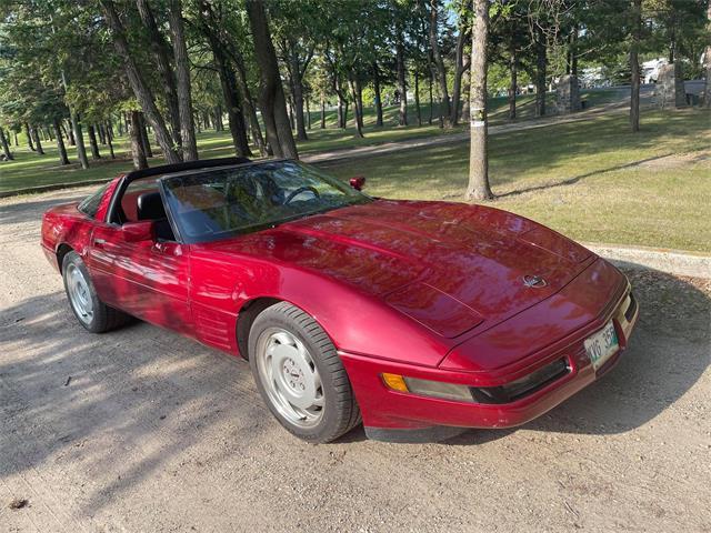 1992 Chevrolet Corvette (CC-1505711) for sale in Killarney , Manitoba