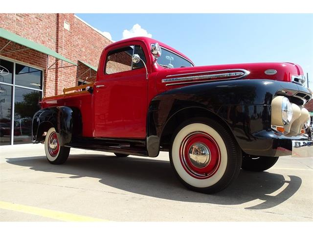 1951 Ford F1 (CC-1505718) for sale in Lewisville, TEXAS (TX)