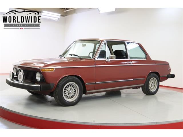 1976 BMW 2002 (CC-1505732) for sale in Denver , Colorado