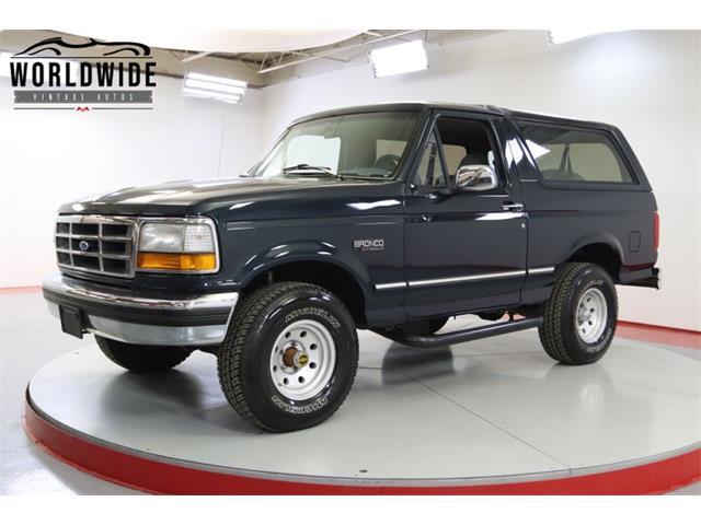 1994 Ford Bronco (CC-1505736) for sale in Denver , Colorado