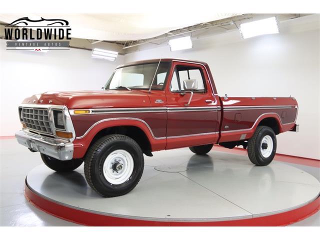 1979 Ford F250 (CC-1505738) for sale in Denver , Colorado
