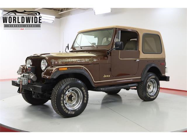 1978 Jeep CJ (CC-1505741) for sale in Denver , Colorado