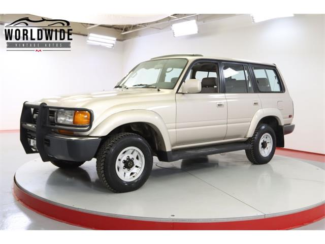 1991 Toyota Land Cruiser FJ (CC-1505745) for sale in Denver , Colorado