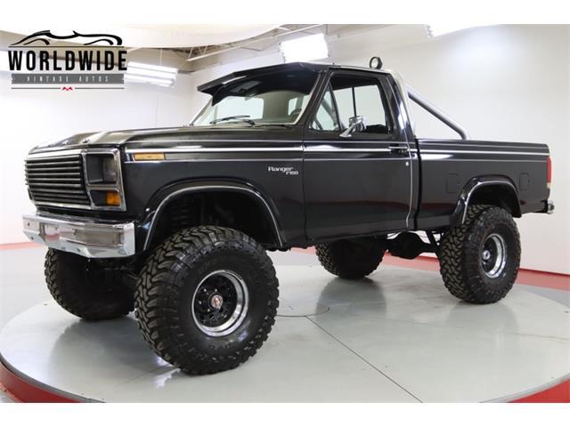 1981 Ford F150 (CC-1505755) for sale in Denver , Colorado