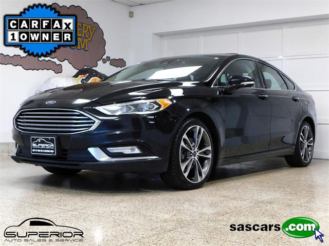 2018 Ford Fusion (CC-1505771) for sale in Hamburg, New York