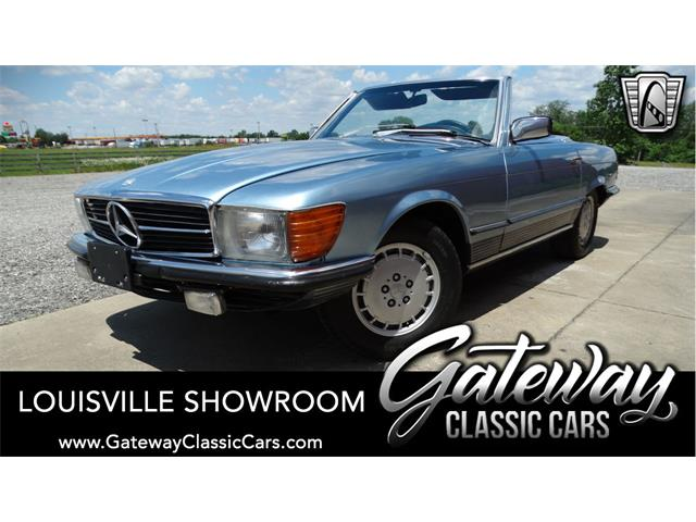 1979 Mercedes-Benz 280SL (CC-1505782) for sale in O'Fallon, Illinois