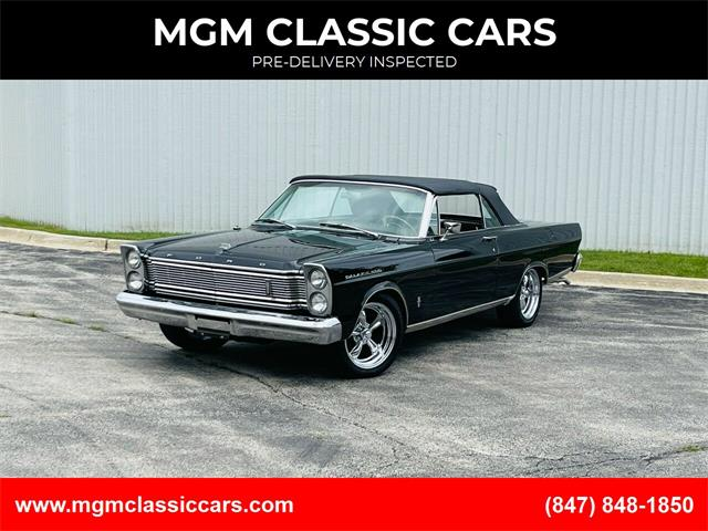 1965 Ford Galaxie 500 (CC-1505826) for sale in Addison, Illinois