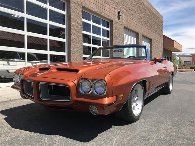 1972 Pontiac LeMans (CC-1505860) for sale in Henderson, Nevada