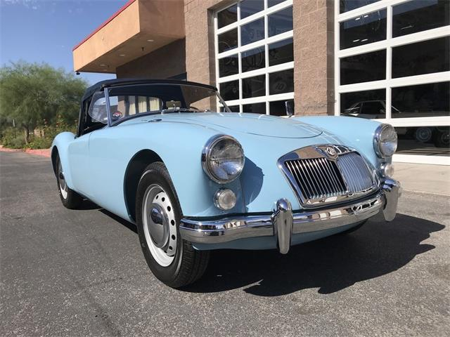 1960 MG MGA (CC-1505861) for sale in Henderson, Nevada