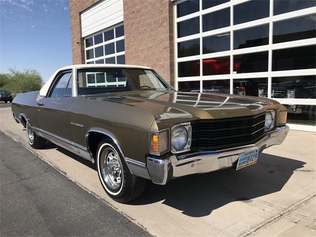 1972 Chevrolet El Camino (CC-1505863) for sale in Henderson, Nevada