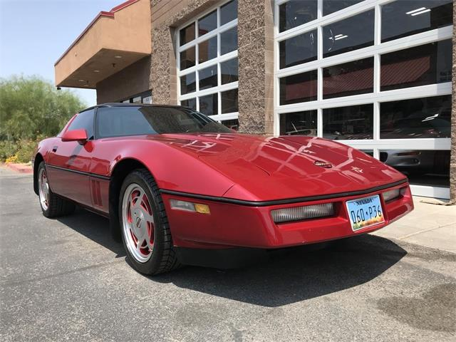 1985 Chevrolet Corvette (CC-1505867) for sale in Henderson, Nevada