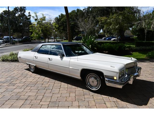 1973 Cadillac DeVille (CC-1505871) for sale in Lakeland, Florida