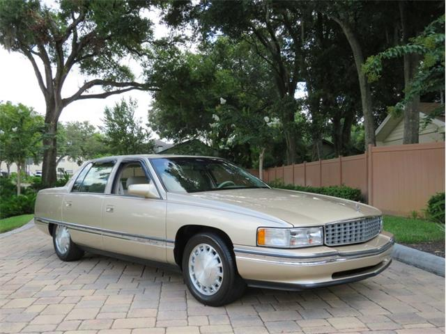 1996 Cadillac DeVille (CC-1505875) for sale in Lakeland, Florida