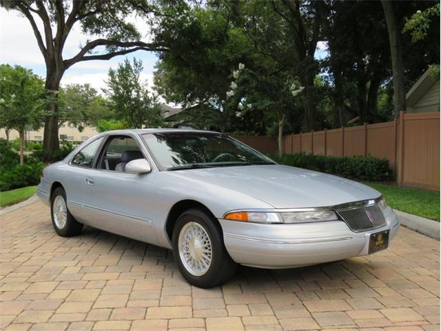 1993 Lincoln Mark V (CC-1505876) for sale in Lakeland, Florida