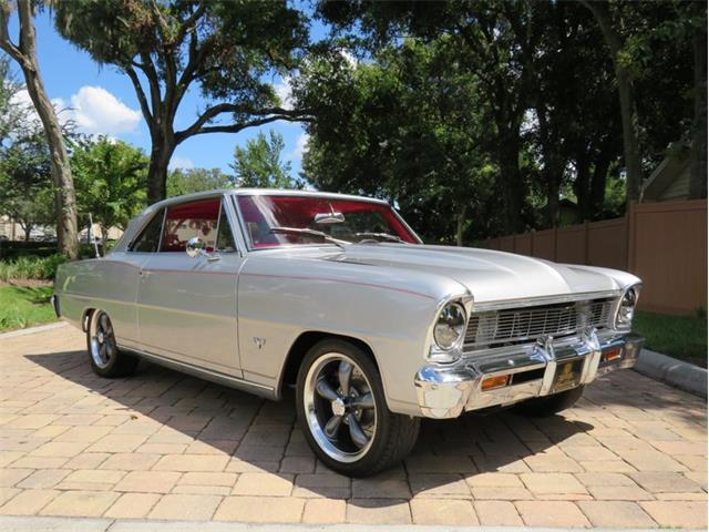 1966 Chevrolet Nova (CC-1505881) for sale in Lakeland, Florida
